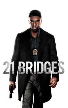 Download Dan Nonton Film baru 21 Bridges (2019) 720p & 1080p Subtitle Indonesia