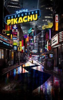 Nonton Film & Free Download Pokémon Detective Pikachu (2019) BluRay 480p 720p 1080p 2160p 4K UHD